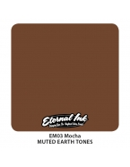 Eternal ink.Muted Earth Tones.Mocha.