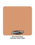 Eternal ink.Portrait series.Nude Blush.