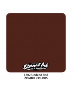 Eternal ink.Zombie colors.Undead red.
