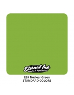 Eternal ink.Nuclear Green.