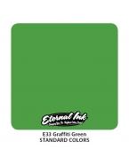 Eternal ink.Graffiti Green.