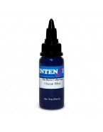 Intenze ink.Boris Series - Ocean Blue.
