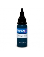 Intenze ink.Midnight Green.