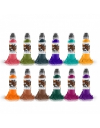 World Famous ink.Jay Freestyle Watercolor Ink Set.