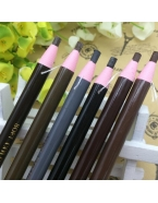 Waterproof Eyebrow Pencil. Black.(B01)