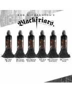 WORLD FAMOUS INK.ROB RICHARDSON BLACKFRIARS GREY WASH SET.