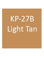 KP-27B LIGHT TAN