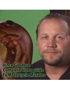 Vince Goodeve - Complete Video guide To Motorcycle Murales