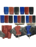 Puzzle Silicone Grips. 5/8 дюйма