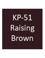 KP-51 RAISIN BROWN