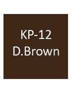 KP-12 DARK BROWN