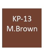 KP-13 MEDIUM BROWN