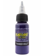 Radiant ink.Thunder Violet.1/2 oz.