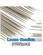 Loose needles 0.35х30. (1.5)
