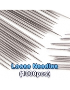 Loose needles 0.35х30. (1.4)